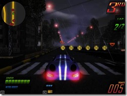 Deadly Race freeware game (3)