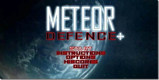 Meteor Defense Remake freeware (6)