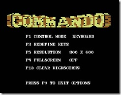 Commando C64 Remake Pic (1)