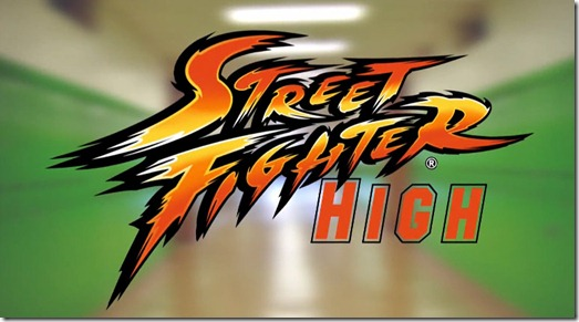 Street Fighter High Indie Movie