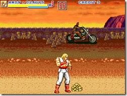Fatal fury Re-bout 2 - 0000