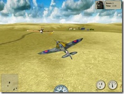 Plane Arcade - freeware game