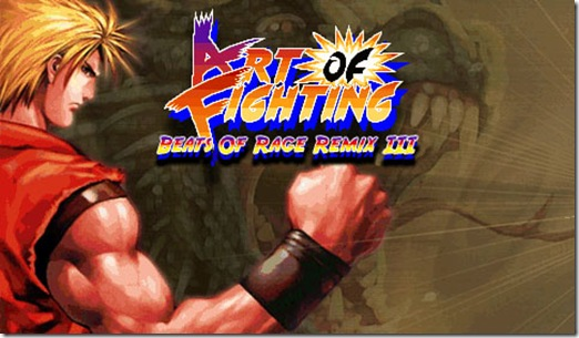 Art of Fighting-Beats of Rage remix 3 (2)