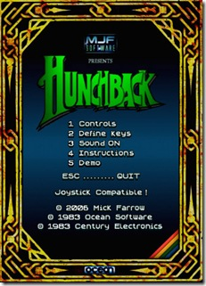 Hunchback remake