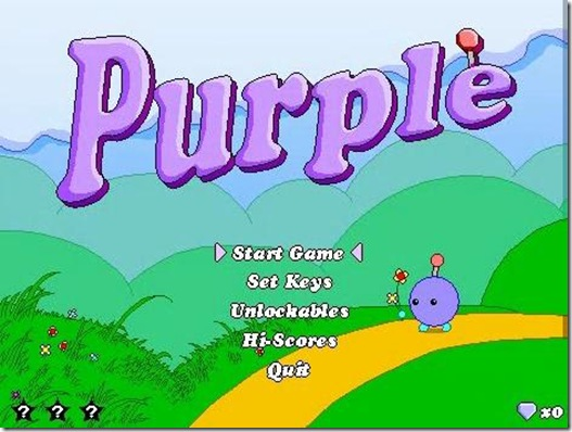 Purple platform freeware