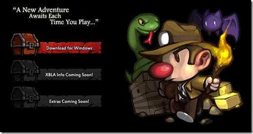 Spelunky new version