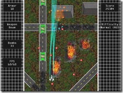 Galactic firestorm_freeware game_5