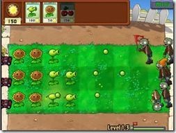 Plant vs Zombies Online version_ (4)