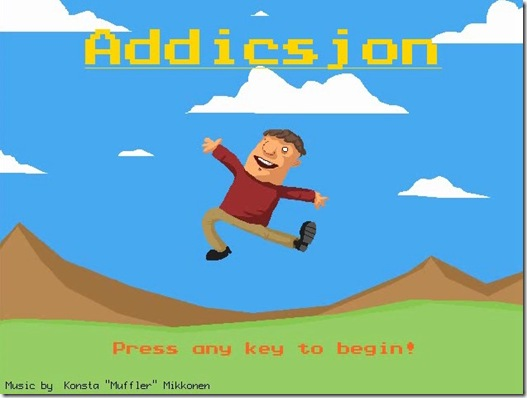 Addicsjon freeware