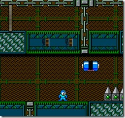 Mega Man Rocks! ingame