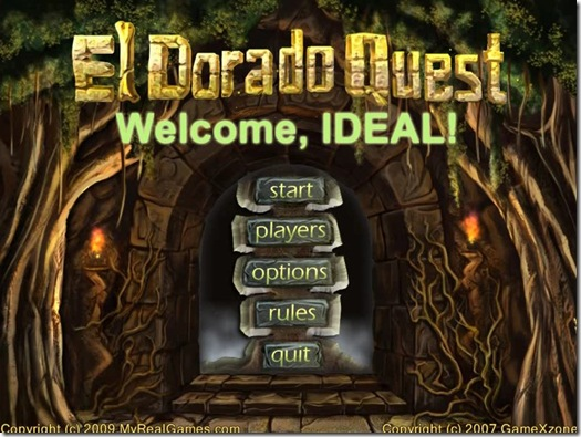 Ed Dorado Quest free full game