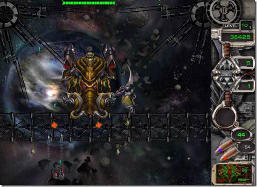 Star Defender II free full game img (3)