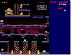 Super Donkey Kong Freeware remake 04