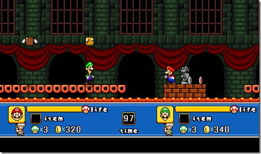 Super Mario Brawl by SEEP fan game preview (4)