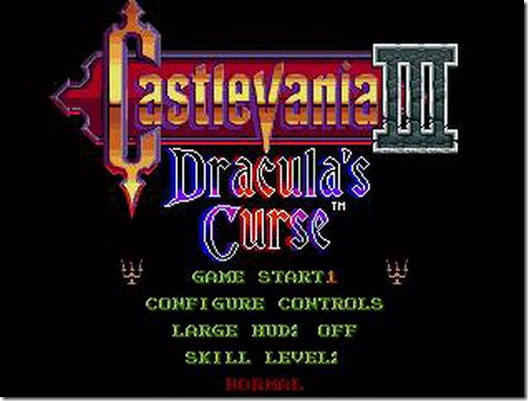 Super Castlevania 3 free fan game img (2)