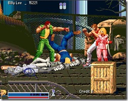 Double Dragon SNK freeware game (3)