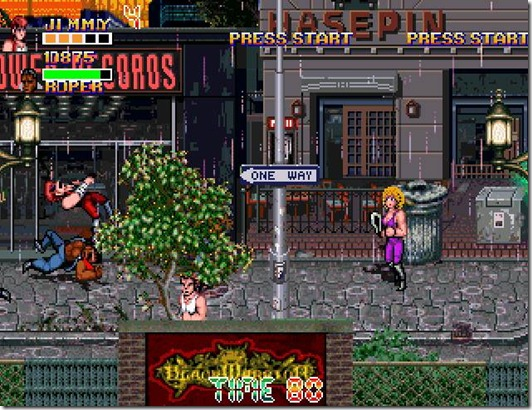 Double Dragon 3 Dragon Stone free web game (2)