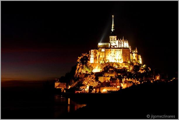 Mont de St Michel VIII