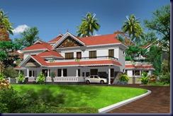 Adoor house