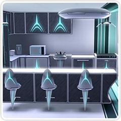 Cozinha Choque do Futuro