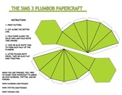 plumbob green