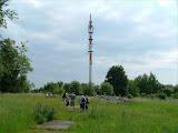 Wanderung auf den Großen Gleichberg, Auf dem Plateau