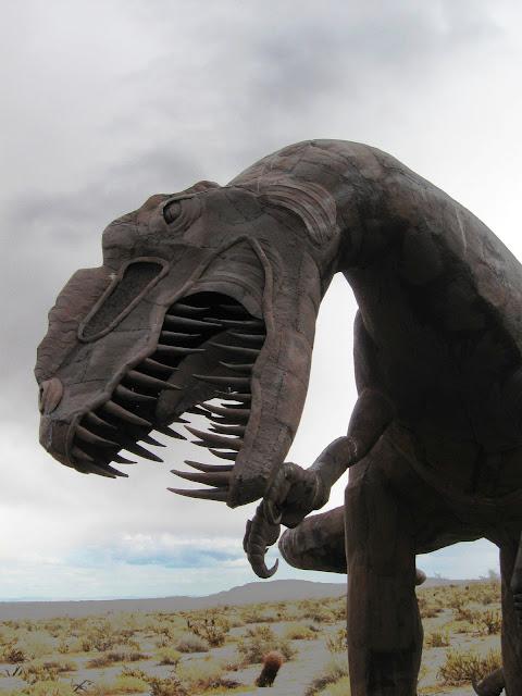 Tyrannosaurus Rex - Anza Borrego Creature Desert