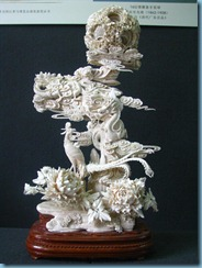 Ivory Sculptural Artistic works (14)