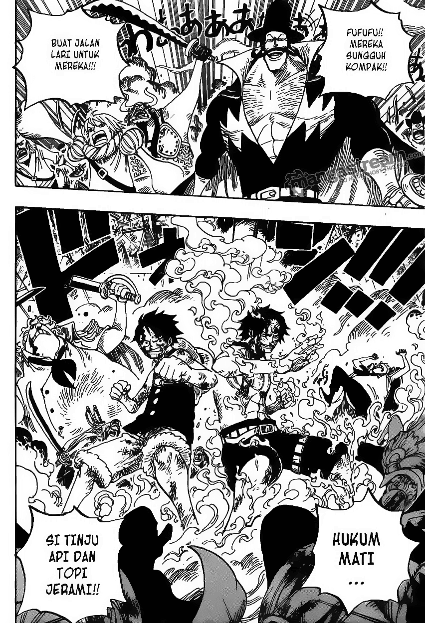 One Piece 572 page 07