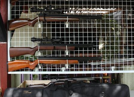 Katalog senapan angin