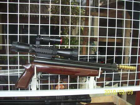 senapan angin inova,pistol ace dan macam-macam tele