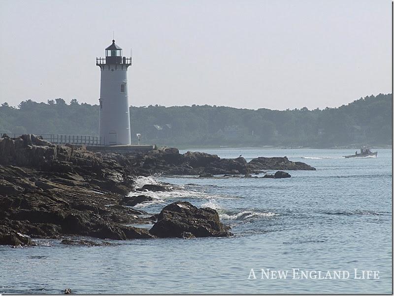 Ports harbor lighthouse
