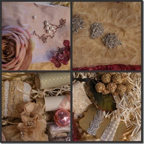 Gilded Stash collage