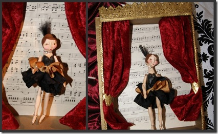 Doll class collage