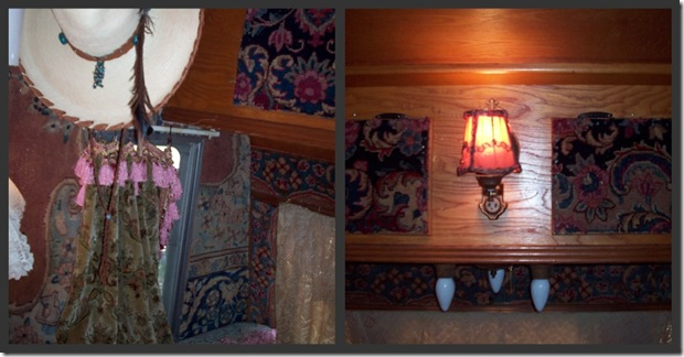 Carpeted Wall collage