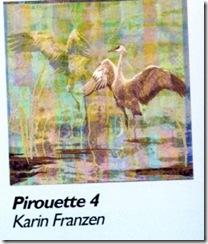 Karin Franze Pirouette 4