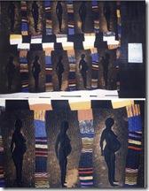 pregnancy quilt 1990s