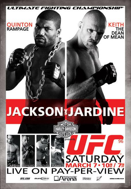 UFC 96 Куинтон Джексон (Quinton Jackson) vs Кейт Джардин (Keith Jardine)
