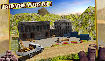 Screenshot of 4x4 Hill Climb Driver 3D Free
