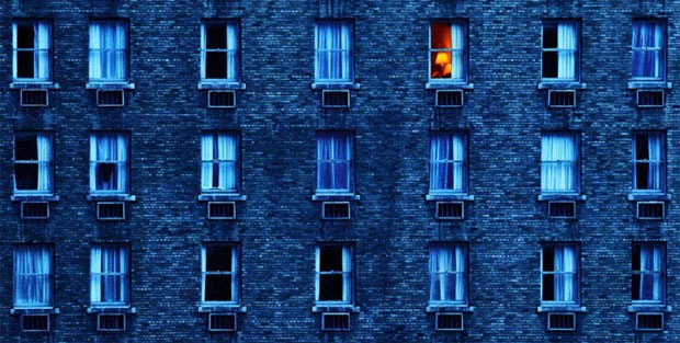 Architecture Photography of New York City building windows 
