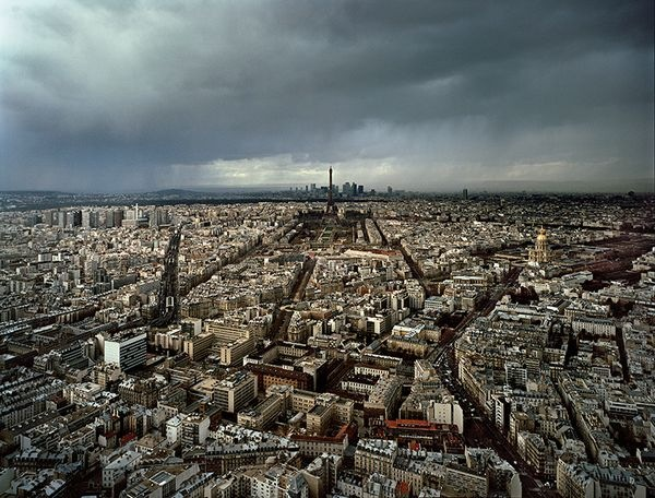 Paris- city-Cityscapes -Architectural-photography