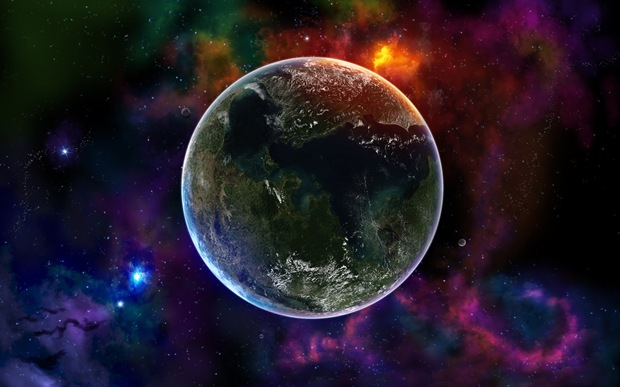 3d space wallpapers