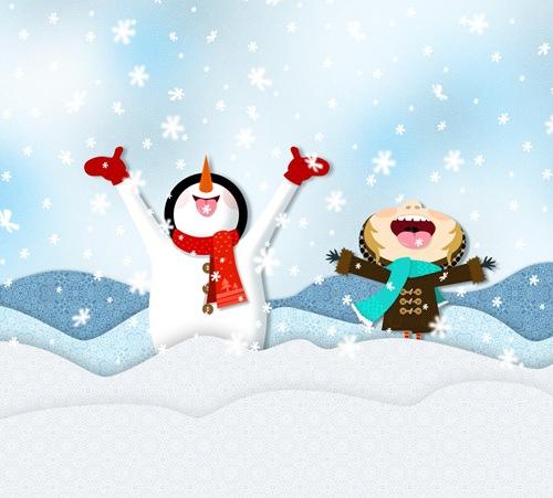 Cool anime Christmas-desktop-wallpapers