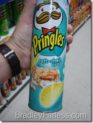 Soft-Shell Crab Pringles