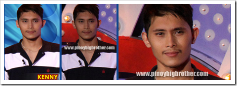 Oliver Kenneth Santos -- Pinoy Big Brother Double Up
