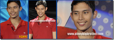 Oliver Steffan Santos -- Pinoy Big Brother Double Up