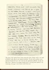 Sister Carrie Manuscript