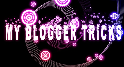 My Blogger Tricks Wallpapers