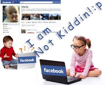 Kids-on-Facebook