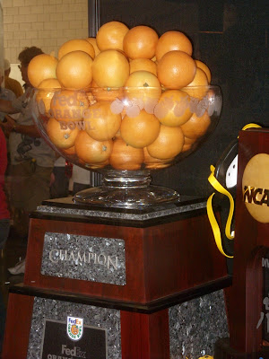 Orange Bowl Trophy